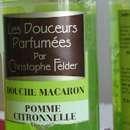 Les Douceurs Parfumées par Christophe Felder Douche Macaron Pomme Citronelle