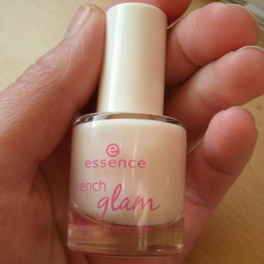 essence french glam french manicure, Farbe: 02 rose glam
