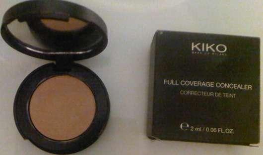 KIKO Full Coverage Concealer, Farbe: 02