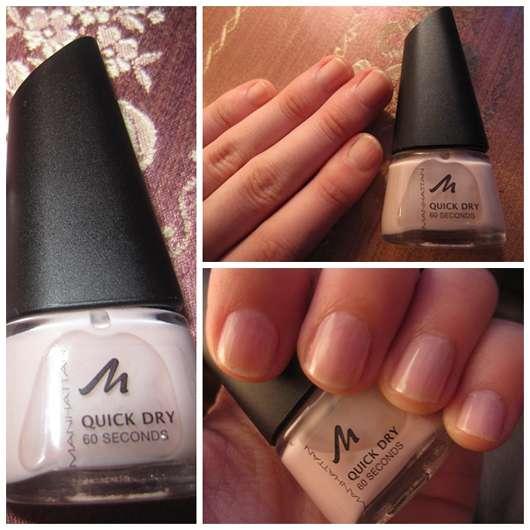 Manhattan Quick Dry 60 Seconds Nail Polish, Farbe: 52B