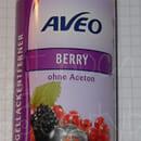 AVEO Nagellackentferner Berry (ohne Aceton)