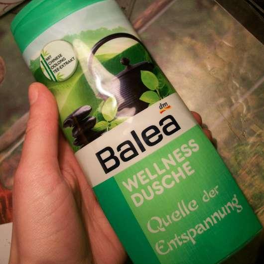 "Balea Wellness Dusche ""Quelle der Entspannung"""