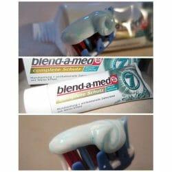 """Produktbild zu blend-a-med complete Schutz """"Mundspülung"""" Zahncreme"""
