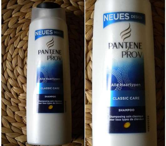 <strong>PANTENE PRO-V</strong> Classic Care Shampoo (alle Haartypen)