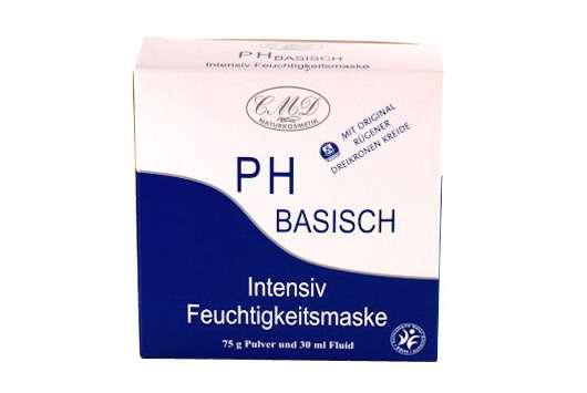 pH basisch Pflegeserie von CMD Naturkosmetik
