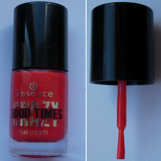 essence crazy good times nail polish, Farbe: 05 candyction (LE)