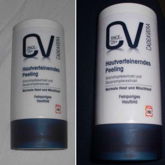 CadeaVera Face 25+ Hautverfeinerndes Peeling (normale Haut und Mischhaut)