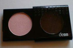 Produktbild zu debby colorcase mono eyeshadow – Farbe: 04