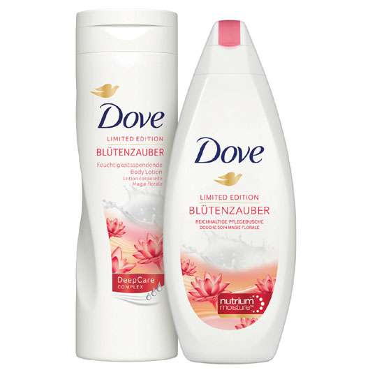 """Dove Limited Edition """"Blütenzauber"""""""