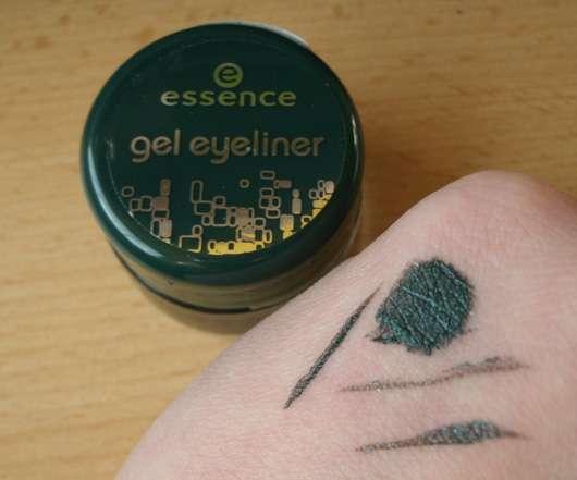 essence gel eyeliner, Farbe: 04 I love NYC