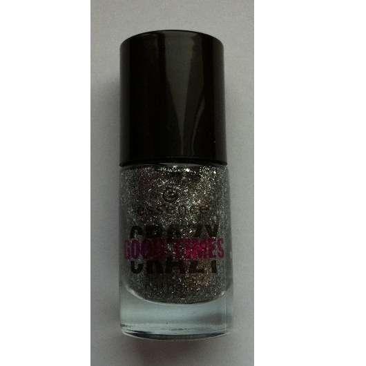essence crazy good times nail polish, Farbe: 06 glitterastic (LE)
