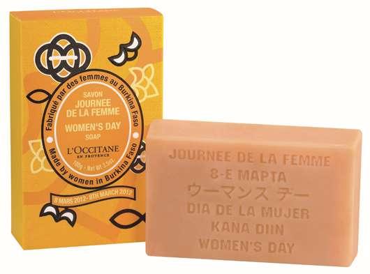 L'Occitane Seife für Fair Trade und Solidarität