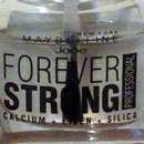 Maybelline Jade Forever Strong Professional Nagellack, Farbe: 25 Crystal Clear