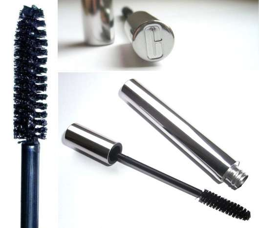 Clinique Naturally Glossy Mascara, Farbe: 01 Jet Black