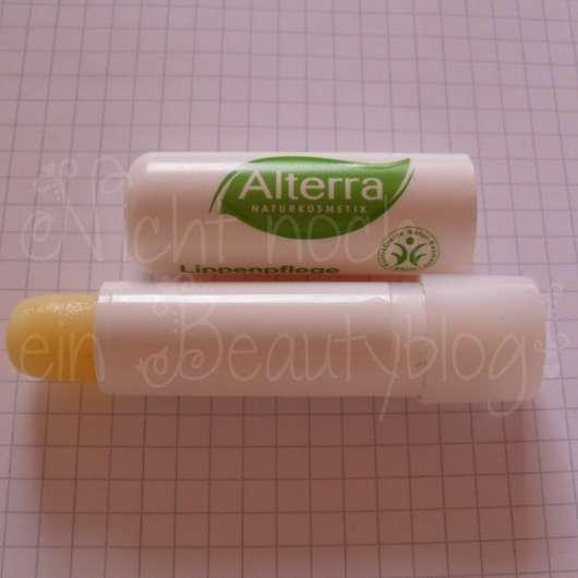 Alterra Naturkosmetik Lippenpflege mit Kamille