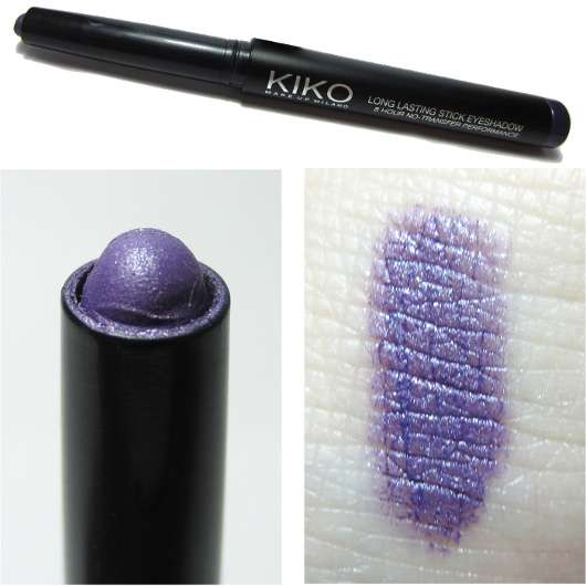 KIKO Long Lasting Stick Eyeshadow, Farbnr.: 16 (Violett)