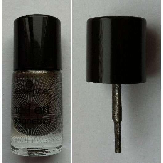 essence nail art magnetics nail polish, Farbe: 04 mystic wish!
