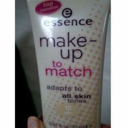 Produktbild zu essence make-up to match – Nuance: 10 light