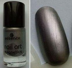 Produktbild zu essence nail art magnetics nail polish – Farbe: 01 miracle shine!