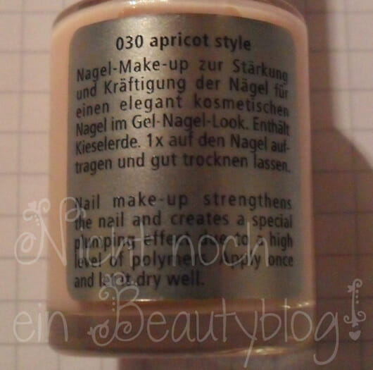 Test - Nagellack - p2 Perfect Look! Beauty Nails, Farbe ...