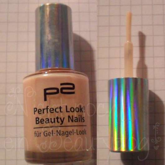 p2 Perfect Look! Beauty Nails, Farbe: 030 apricot style