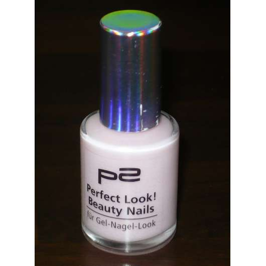 p2 Perfect Look! Beauty Nails, Farbe: 020 rose touch
