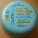 essence pure skin pure teint mousse make-up, Nuance: 01 beige