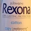 Rexona Women Cotton Dry Anti-Transpirant Deo Spray