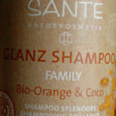 Sante Glanz Shampoo Family Bio-Orange & Coco