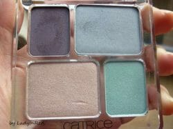 Produktbild zu Catrice Absolute Eye Colour Quattro – Farbe: 010 The Season's Must Have