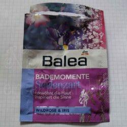 "Produktbild zu Balea Bademomente ""Seelenzart"" Wildrose & Iris"