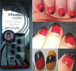 Produktbild zu essence studio nails nail fashion sticker gel style – Design: 04 saw it first in rio