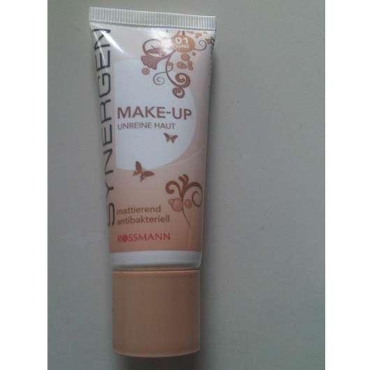 Synergen Make-up für unreine Haut, Nuance: 01