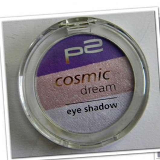 p2 cosmic dream eye shadow, Farbe: 020 purple planet