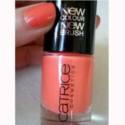 Produktbild zu Catrice Ultimate Nail Lacquer – Farbe: 820 Pimp My Shrimp