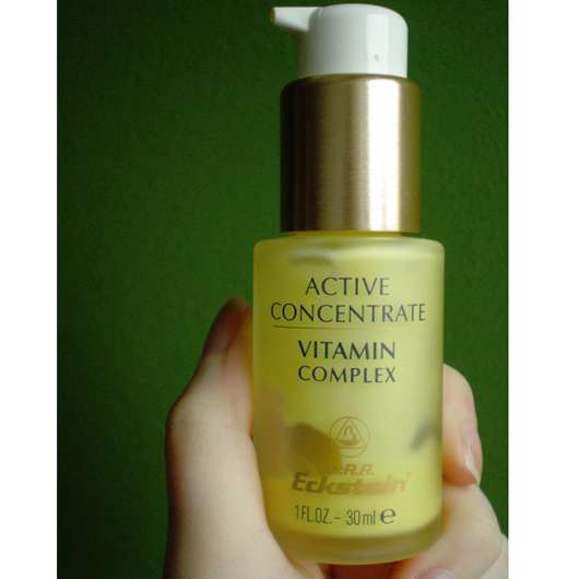 <strong>Dr. R.A. Eckstein BioKosmetik</strong> Active Concentrate Vitamin Complex