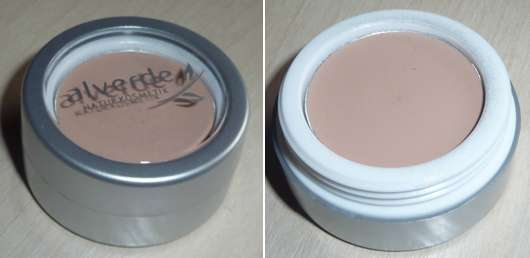 alverde Creme To Powder Concealer, Farbe: 10 Natural Beige