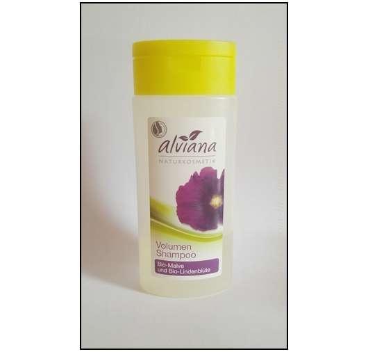 alviana Volumen Shampoo Bio-Malve und Bio-Lindenblüte