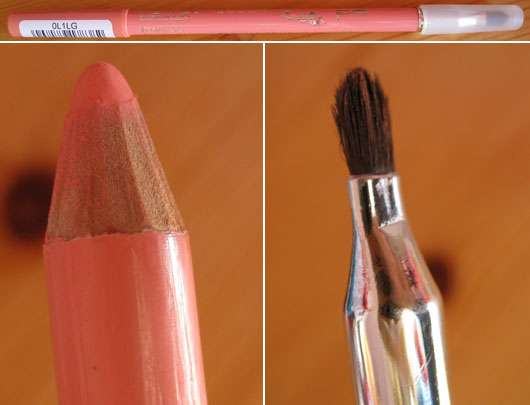 p2 perfect color lipliner, Farbe: 071 baby girl