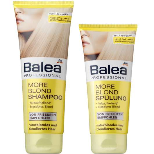 Balea Professional More Blond