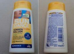 Produktbild zu SUNDANCE Sonnen Balsam sensitiv 30