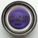 Maybelline Jade Eyestudio Color Tattoo 24HR Gel-Cream Eyeshadow, Farbe: 15 Endless Purple