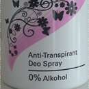 duschdas invisible clear Anti-Transpirant Deo Spray