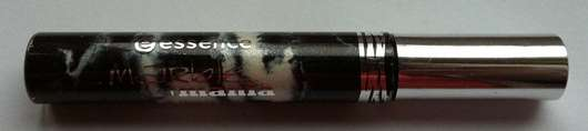 essence marble mania mascara, Farbe: 01 michael's black or silver (LE)