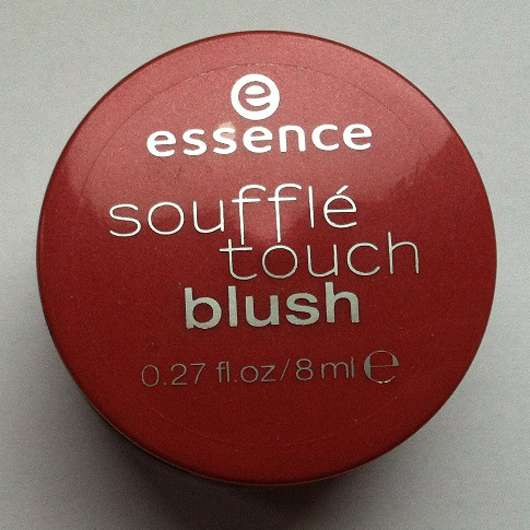 essence soufflé touch blush, Farbe: 020 frozen strawberry