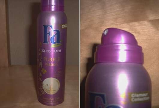 """Fa Deodorant """"Purple Passion"""""""