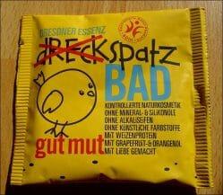 "Produktbild zu Dresdner Essenz Dreckspatz Bad ""Gut Mut"""