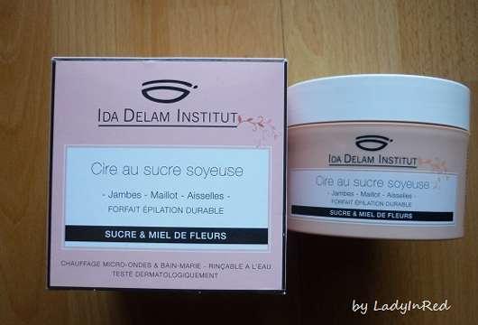 Ida Delam Institut Cire au sucre soyeuse – Seidiges Zucker-Wachs