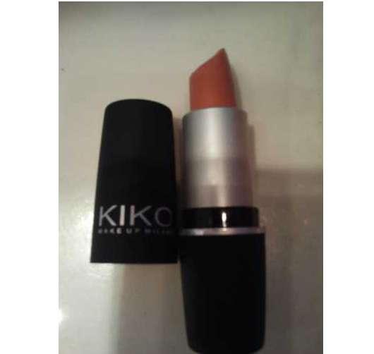 Kiko Creamy Lipstick, Farbe: 396 Rosy Natural