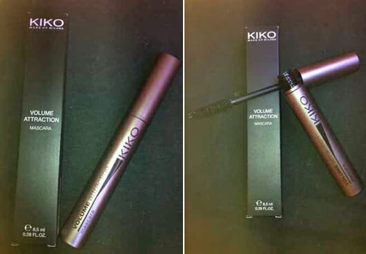 <strong>KIKO</strong> Volume Attraction Mascara